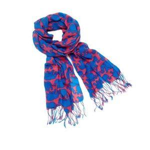 Murfee scarf tusk in sun